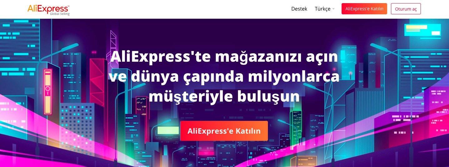 aliexpress global selling